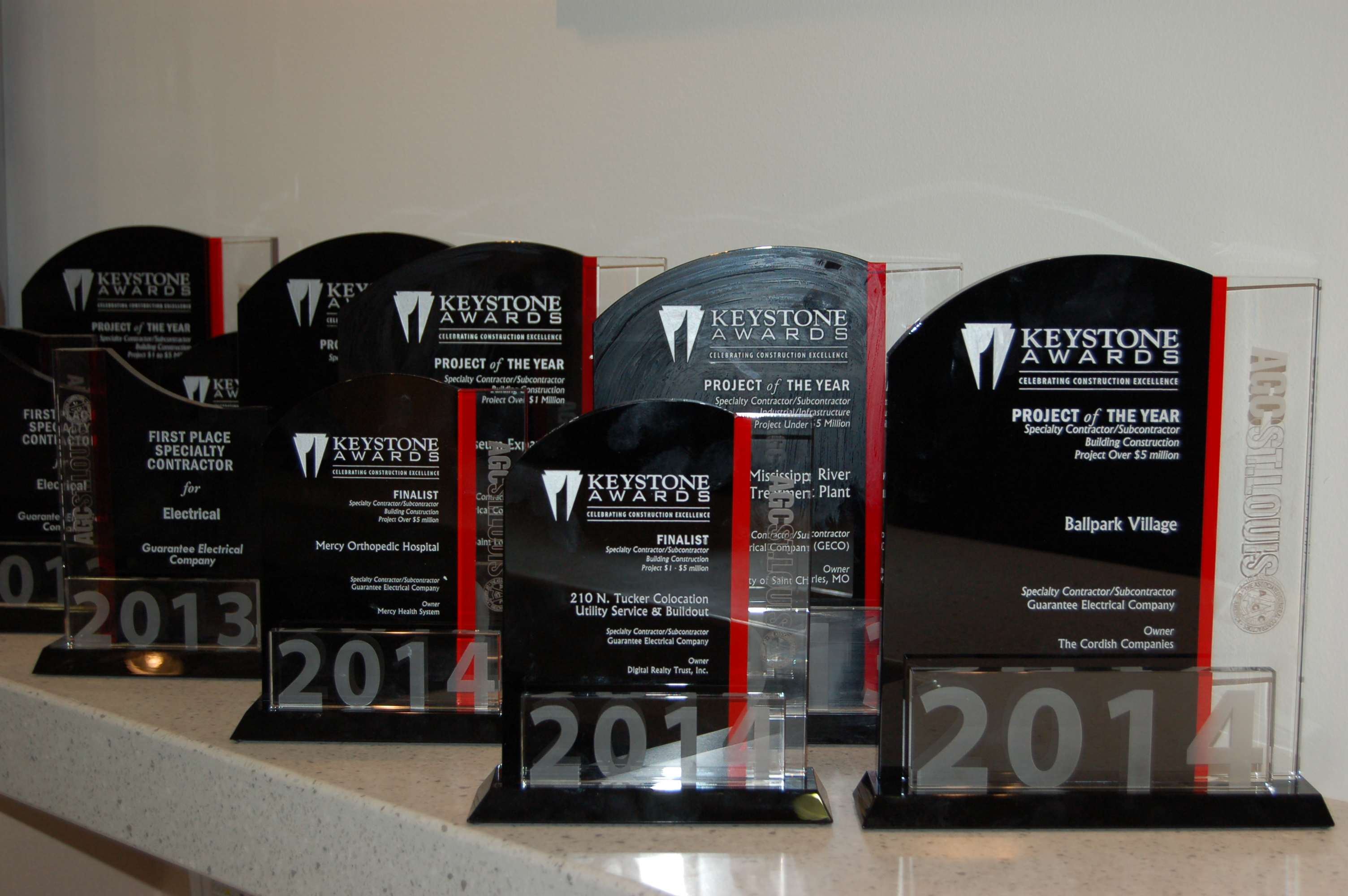 Award Winning Electrical  Contractor