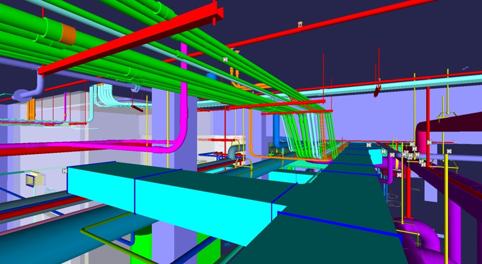 Mercy Orthopedic Hospital BIM