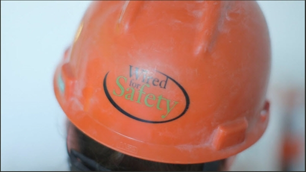 GECO-Wired Hard Hat